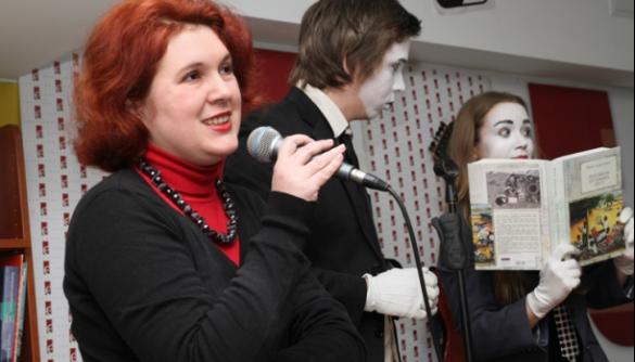 """Тетяна Трофименко: «Бракує """"Шустер live"""" із літературної проблематики»"""