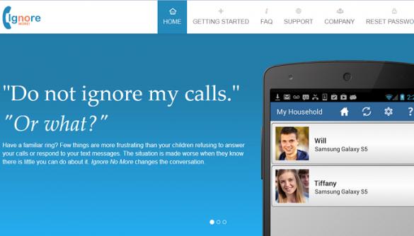 Вчителька зі США створила мобільний додаток, який змусить дітей телефонувати батькам