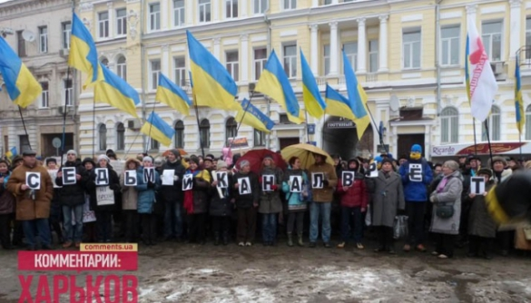 Харьков: российские журналисты все-таки лучше российских танков