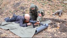 Бойовики батальйону «Восток» вчили стріляти журналіста Russia Today