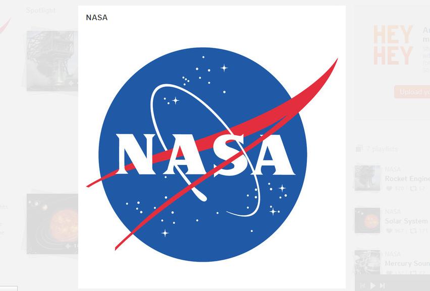 NASA опублікували підбірку «космічних саундтреків»