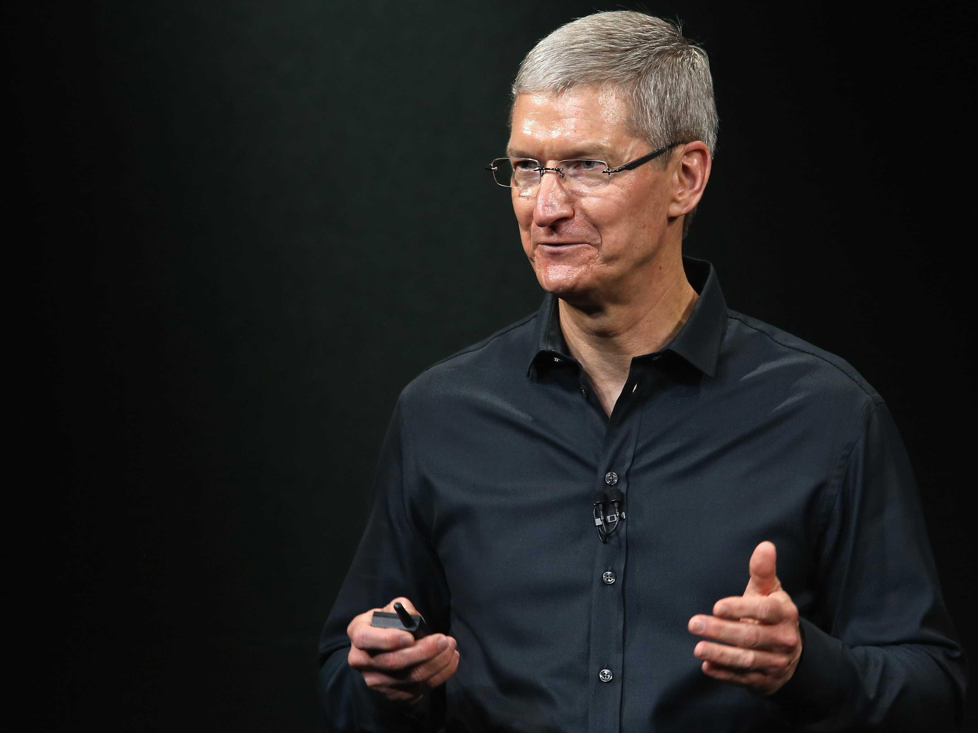 Гендиректор Apple Тім Кук зізнався у гомосексуальності
