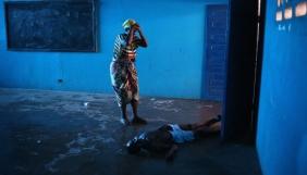 Американський фотокореспондент розповів про свою роботу в охопленій вірусом Ебола Ліберії