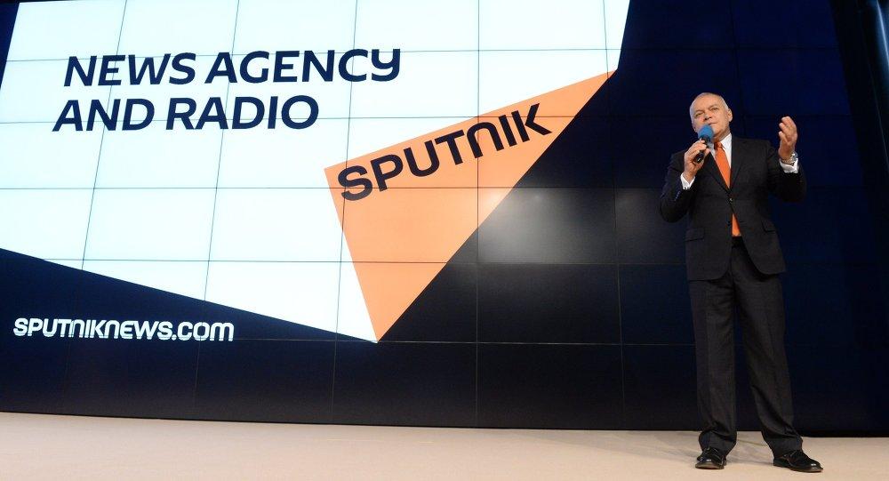 Кисельов та Симоньян запустили міжнародний медіабренд «Спутник»