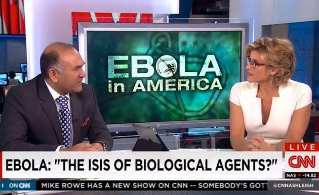 Ебола й медіаістерія