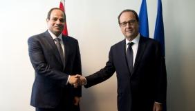 «Репортери без кордонів» закликають Олланда звернути увагу на свободу медіа у Єгипті