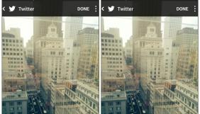 Twitter оновив функцію фотофільтрів і став більш схожим на Instagram