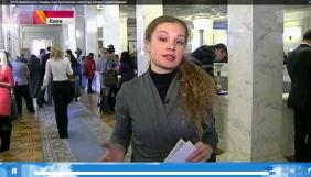 На Дошку ганьби занесено журналістку «Первого канала» Юлію Ольховську