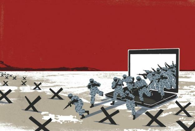 От информационных войн к операциям влияния и бихейвиористским войнам: новые тренды войны