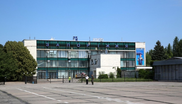Речник АТО спростував повідомлення про висадку військ НАТО в аеропорту Запоріжжя