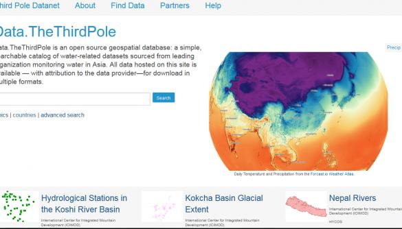Internews та The Third Pole запустили онлайн-ресурс для моніторингу екологічних проблем в Азії