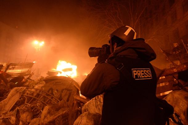 Стандарти і етика журналістики в  умовах конфлікту та кризових ситуацій. Рекомендації