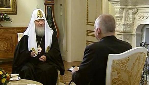 Російський патріарх нагородив пропагандиста Дмитра Кисельова церковним орденом
