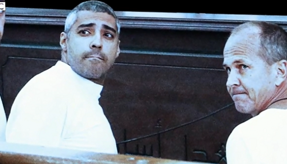На ув'язнених в Єгипті тележурналістів AL-Jazeera чекає новий судовий процес