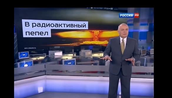 Сутінки російської журналістики. Пропаганда-2014