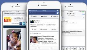 Facebook повідомлятиме про зниклих дітей у новинній стрічці