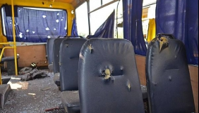 Канал «Россия 1» показав псевдопотерпілу з обстріляного автобуса під Волновахою