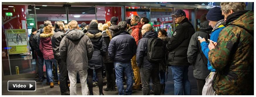 У Німеччині свіжий номер Charlie Hebdo викликав ажіотаж