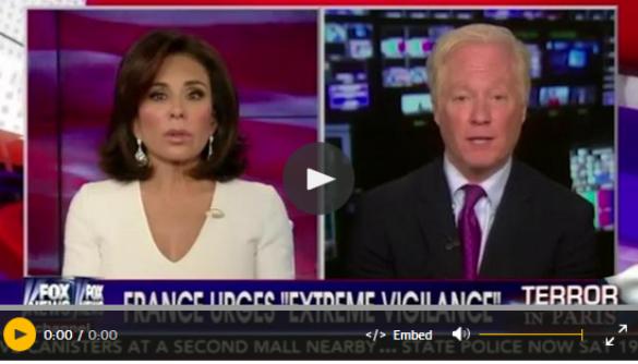 Fox News вибачився за коментар експерта про те, що Бірмінгем – «цілком мусульманське місто»