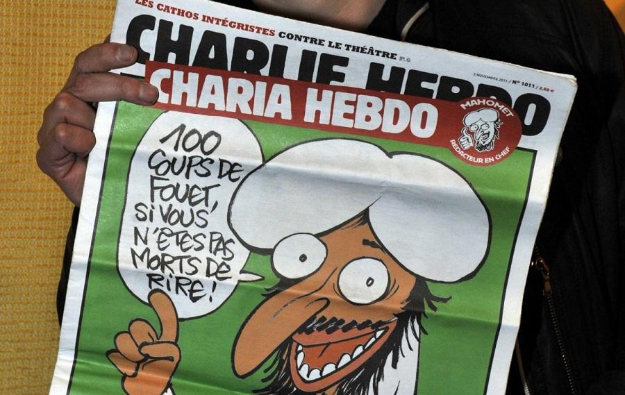 Більше половини росіян вважають, що в теракті проти Charlie Hebdo винні або самі журналісти, або уряд Франції