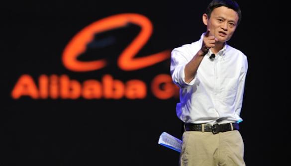 Власник Alibaba Group хоче перетворити свій інтернет-холдинг на глобальну платформу малого бізнесу