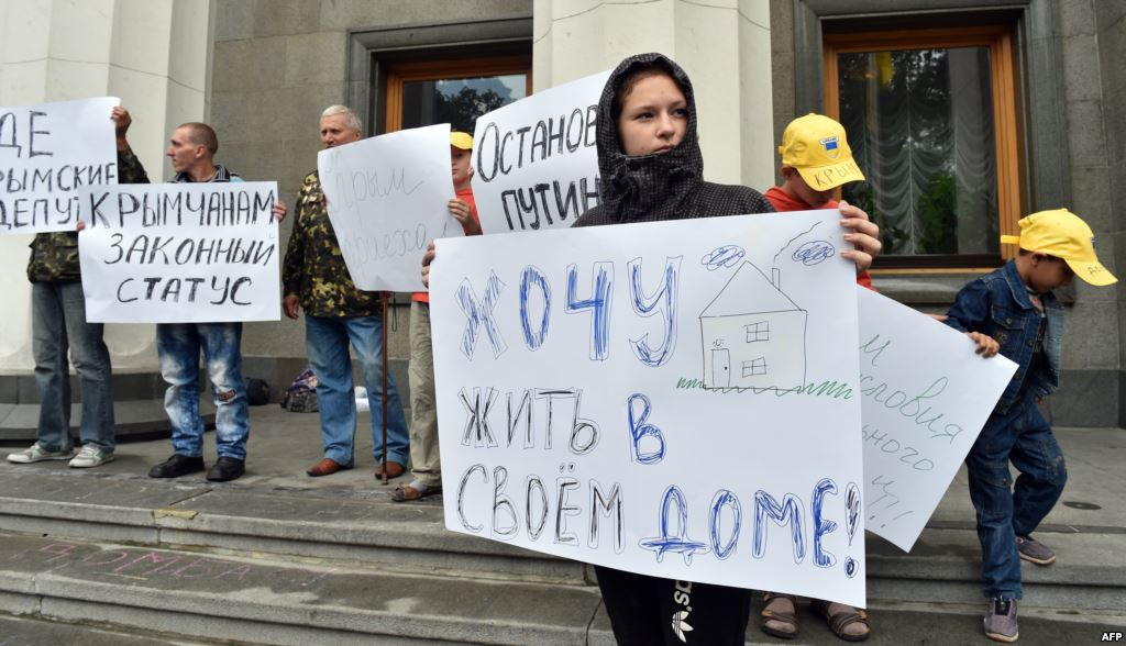 Медіакамінці для переселенських гетто