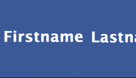 Facebook блокує аккаунти американців через вигадані імена