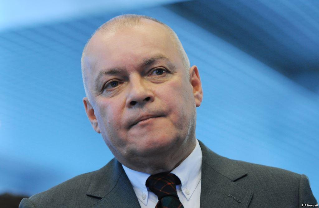 Канада наклала санкції на російського пропагандиста Дмитра Кисельова
