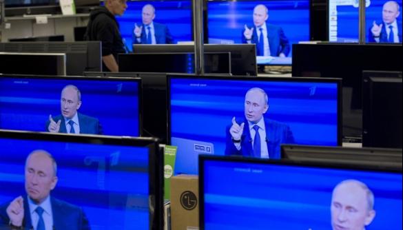 Інформаційна пуповина з Москвою