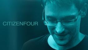 Едвард Сноуден сподівається, що оскароносний фільм про нього надихатиме людей на зміни