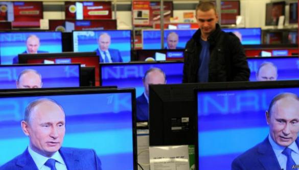 На окупованих територіях працює підробка телеканалу «1+1» - американський експерт