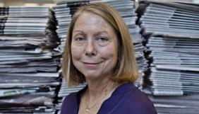 Колишня головна редакторка NYT підписала мільйонну угоду із видавцем майбутньої книги