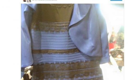 Люди з усього світу обговорюють у соцмережах колір сукні