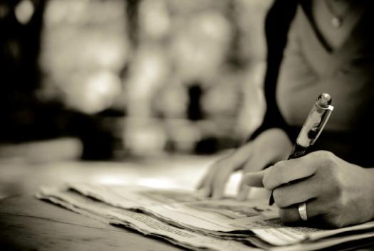 Журналистика по-новому, или Взгляд со стороны
