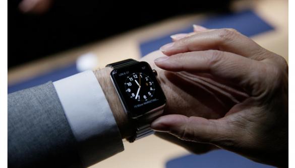 Стали відомі дата виходу, ціна та характеристики Apple Watch