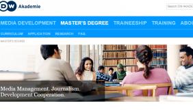 Студентів запрошують на навчання у магістратурі з журналістики у Німеччині
