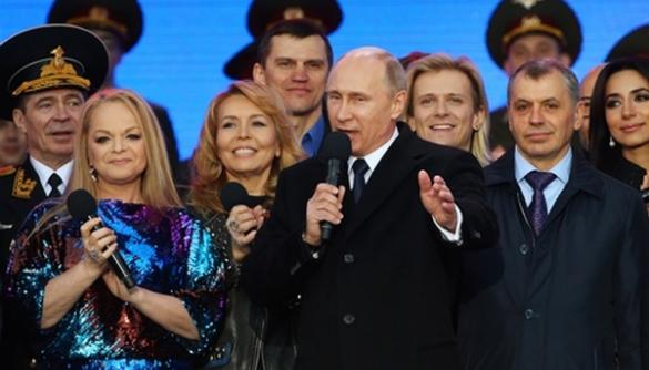 Путін не капут, Коломойський не жертва, а Гепа мусить сидіти