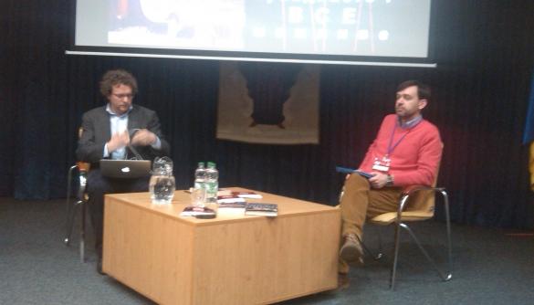 Євген Федченко: Нова книга Пітера Померанцева – це документалістика, покладена на текст