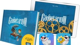 Одеське видавництво розробило інтерактивну книгу «Ґаджетаріум» про винаходи