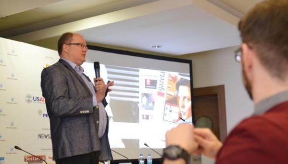 Ґжеґож Пєхота: Коли я приїжджаю в Україну, то розумію, що з новими медіа тут можна змінити все