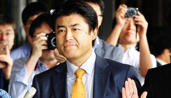 Сеул скасував заборону на поїздки для японського журналіста Тацуї Като