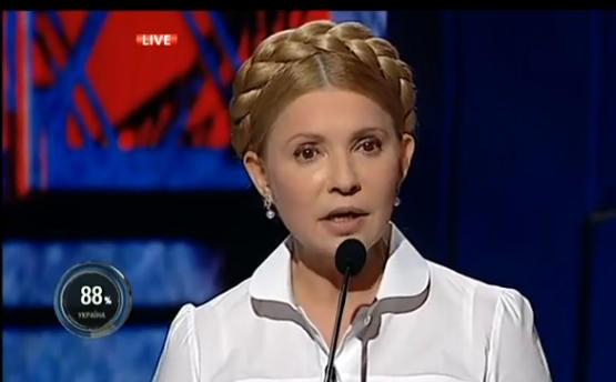 «Юлія Тимошенко» як тренд в економічній журналістиці