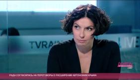 Наталя Сіндєєва вважає, що телеканал «Дождь» може врятувати лише «диво»
