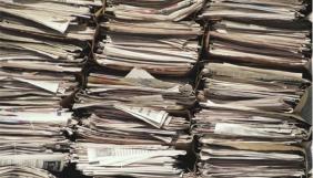 Дослідники визначили обсяг контенту інтернету у паперовому варіанті