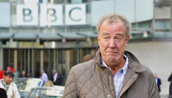 Колишній ведучий BBC зізнався, що скоїв дурницю, пішовши з компанії