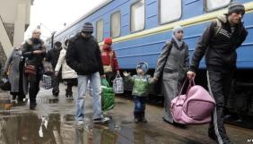 Внутренне перемещенные лица в СМИ. Мониторинг «КрымSOS»