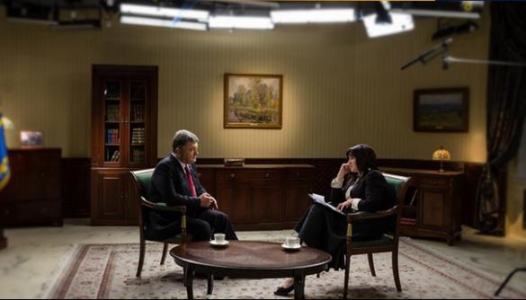 «Рік Порошенка». Парадний портрет Президента