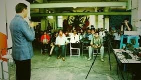 Donbass Media Forum: Лінія фронту проходить крізь голови людей