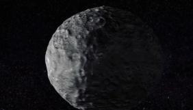 NASA представила 3D-анімацію планети Церера