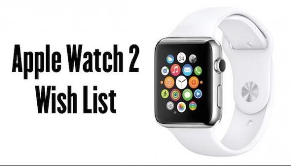В Apple Watch 2 з'явиться відеокамера